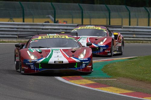 """Spa weather saved Ferrari from finishing """"absolutely last"""""""