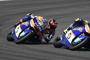 Moto2, Mugello, Libere 3: Fernandez il più rapido, Baldassarri fuori dal Q2
