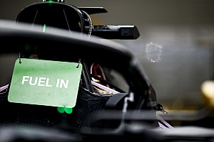 Miért jelent az F1 üzemanyag-áramlási szabályváltoztatása 2020-ban még nehezebb autókat?