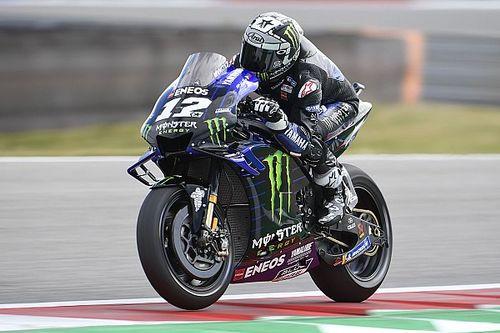 MotoGP: Viñales dá troco em Quartararo no 2º treino na Holanda