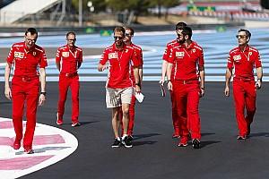 Уэббер: Феттеля нужно разгрузить от ответственности за всю Ferrari