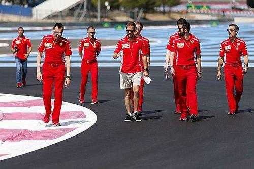 Ferrari calma sus expectativas: Francia no es Canadá