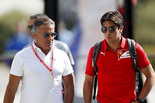 Алези: Моего сына выгнали из Академии Ferrari