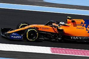 Pas de joie anticipée pour McLaren en dépit d'essais libres solides