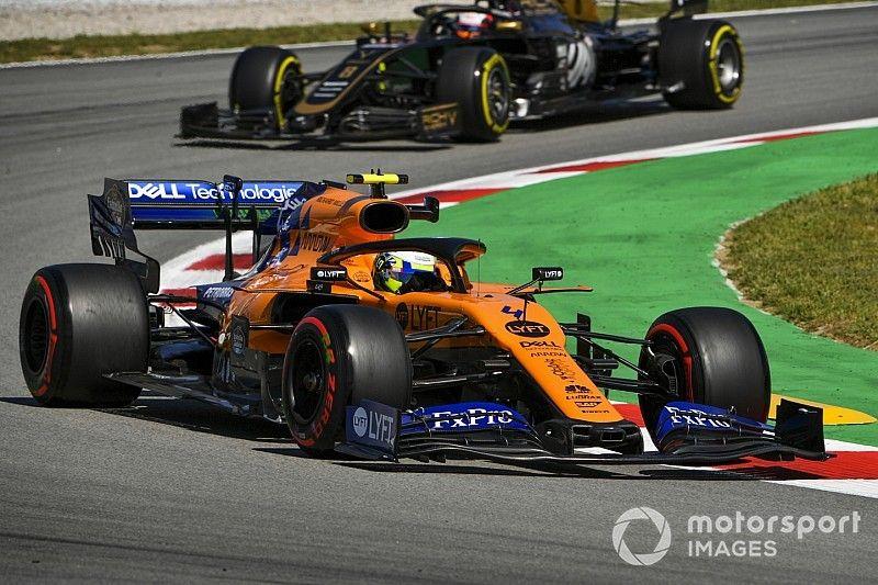 Norris: 2019 rules exposing F1 teams' strengths and weaknesses