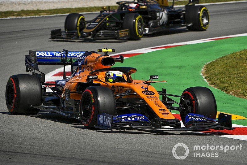 Norris: 2019 rules exposing F1 teams' strengths and weaknesses