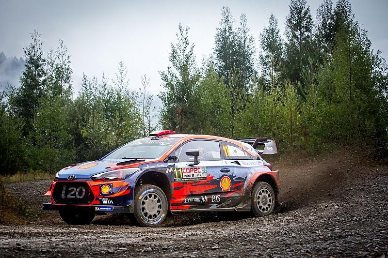 WRC, Rally del Cile, PS3: primo squillo di Neuville. Bene Latvala