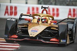 Monaco ePrix: Vergne wint vlot vanaf pole