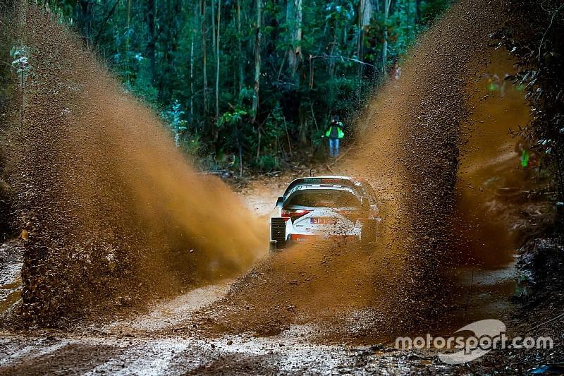 Fotogallery WRC: le foto più belle della seconda tappa del Rally del Cile 2019