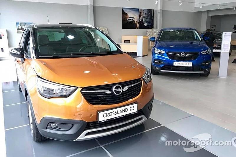 Марка Opel офіційно перезапущена в Україні