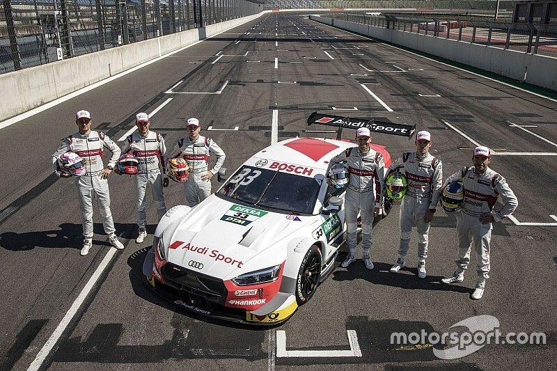 """Audi conferma i piloti del DTM: """"Squadra che vince non si cambia"""""""