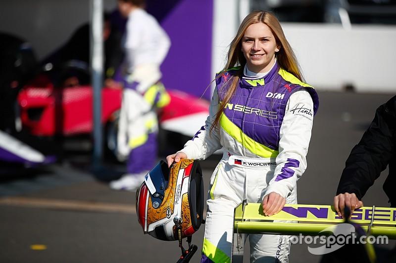 """Fabienne Wohlwend : """"Mon objectif est de me battre pour les podiums"""""""
