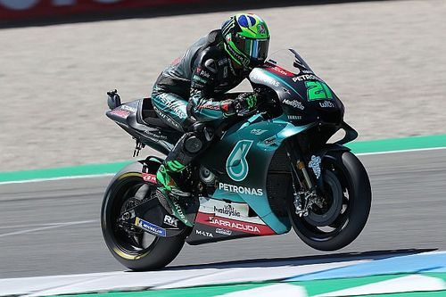 MotoGP Ceko, Morbidelli bidik lima besar