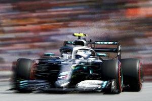 Mercedes не дала Боттасу правильно прогреть шины, посадив его на хвост Леклеру