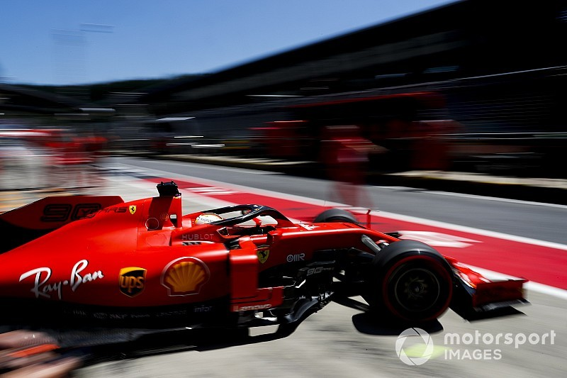 """Vettel: """"Senkit sem fogok hibáztatni"""""""