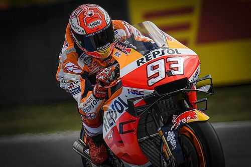 """Márquez se méfie de Yamaha et Ducati sur """"son"""" Sachsenring"""