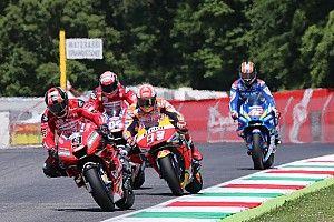 How F1 could replicate MotoGP's tightly-bunched field