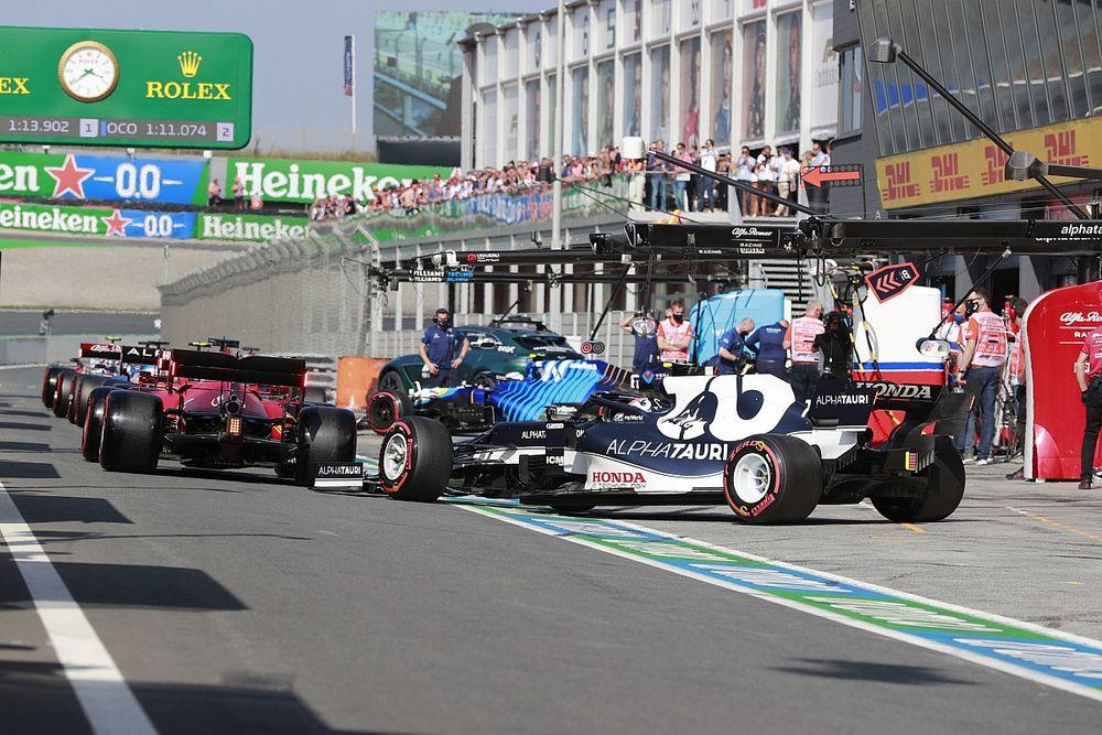 خط الحظائر الضيق لحلبة زاندفورت يُثير مخاوف السلامة لسباق هولندا