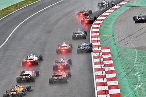 La FIA explica por qué Gasly fue sancionado por el choque con Alonso
