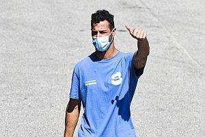 Ricciardo: ''Kendime 9.5 puan veririm''