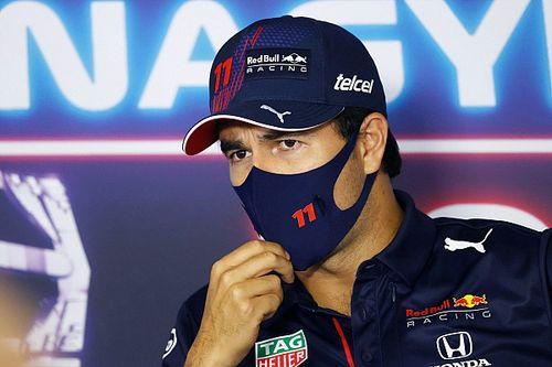 Pérez da su opinión sobre Marko tras su primera mitad de año en Red Bull