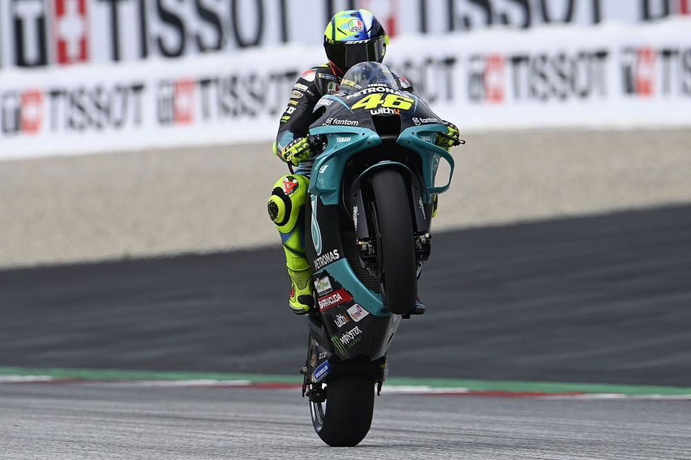 Valentino Rossi explica el secreto de su popularidad sobre el resto