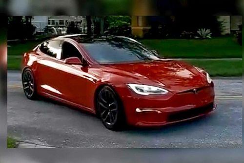 Egy Tesla-tulaj brutális V8-as hangot kölcsönzött autójának