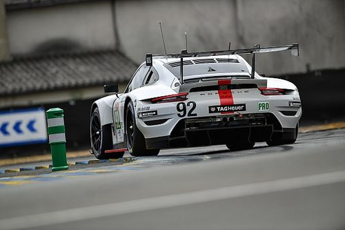 24h Le Mans, Warm-Up: ultimi 1-2 per Toyota, United e Porsche