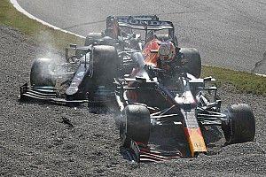 Hamilton, Verstappen face post-race investigation after crash