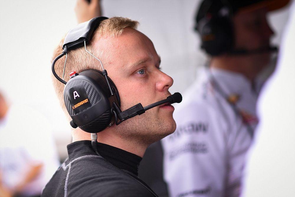 Rosenqvist relieved by breakthrough IndyCar weekend in Nashville