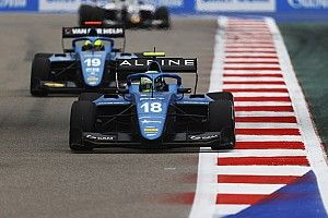 Sochi F3: Collet leads MP Motorsport 1-2 in practice