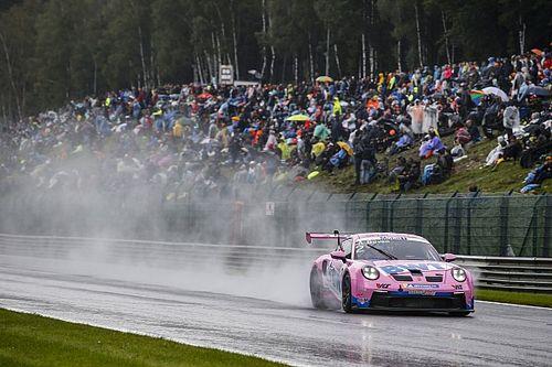 Porsche Supercup Spa: Kaotik yarışta Ayhancan ikinci oldu, Ten Voorde spin attı