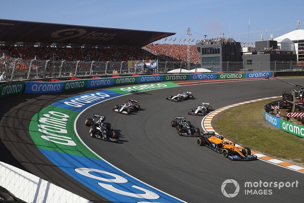Could Zandvoort's challenging layout inspire other F1 circuits to change tack?