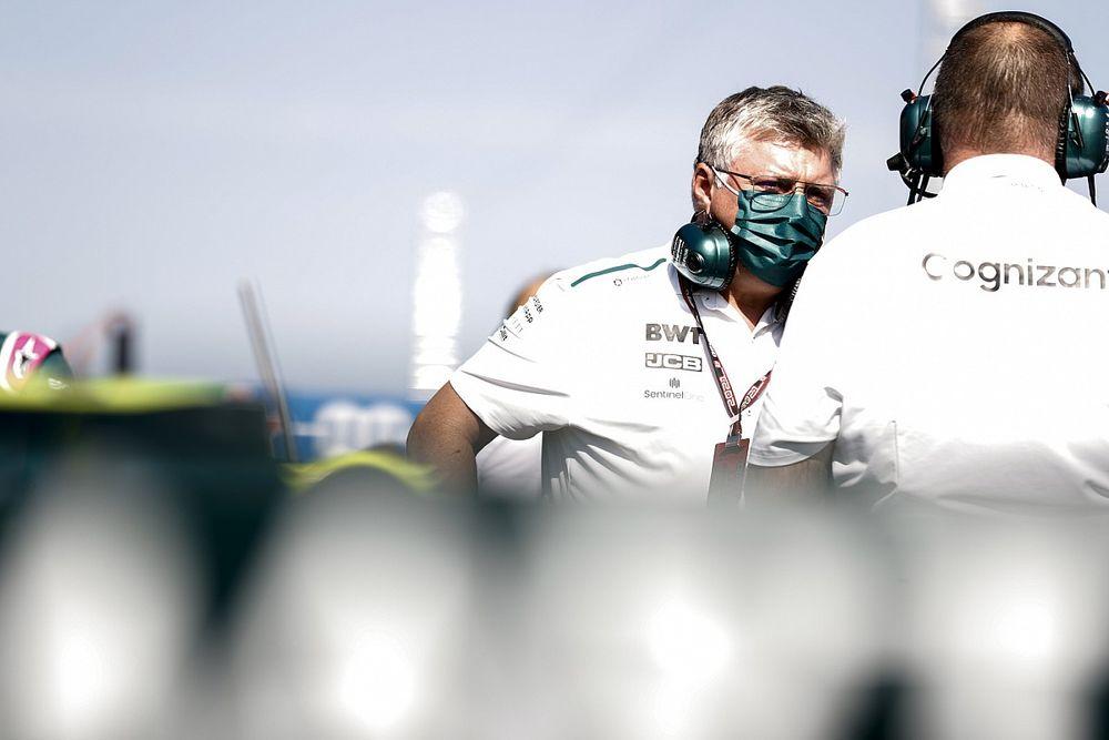 """Az Aston Martin Vettelről: """"Nincs B tervünk"""""""