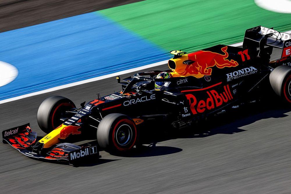 "Perez: Q1 exit at Zandvoort ""really hard to digest"""