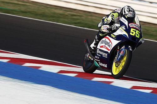 Moto3, grande Italia a Misano: Fenati in pole nel poker Tricolore