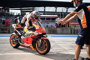 """Pol Espargaró: """"No sé qué podría hacer esta moto, solo sé lo que hace"""""""