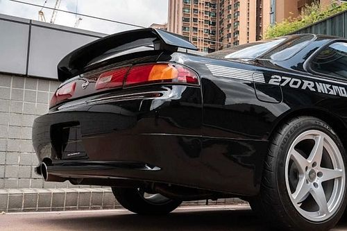 Ez az S14-es Nismo 270R talán még a 2023-as Nissan Z-t is veri