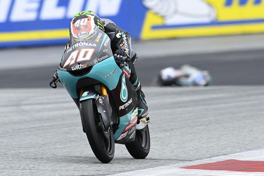 Moto3 Avusturya 2. antrenman: Binder yine lider, Deniz beşinci