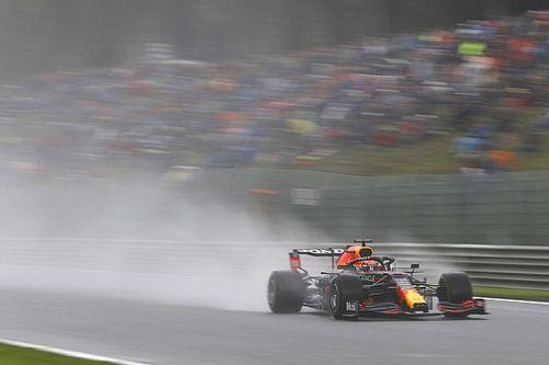 Weerbericht F1 Grand Prix van België: Grote kans op regen