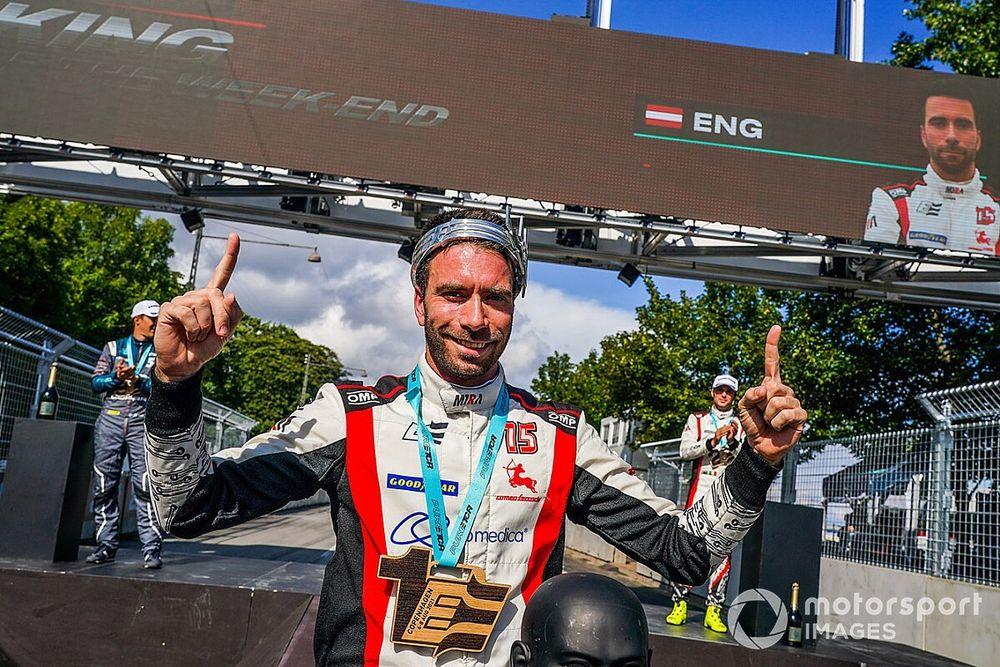 Eng takes Copenhagen win on Pure ETCR debut to head Romeo Ferraris 1-2