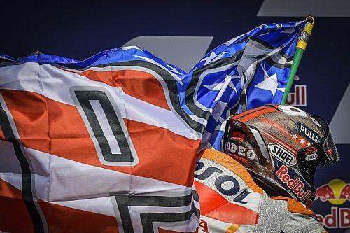Tank Slappers Podcast: Americas MotoGP review, Marquez victorious
