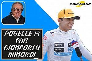 "Minardi: ""È Norris il miglior pilota a metà stagione"""