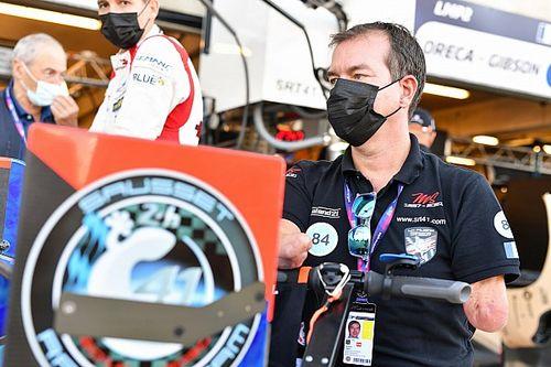 Frederic Sausset Ingin Lebih Banyak Pembalap Difabel Tampil di Le Mans