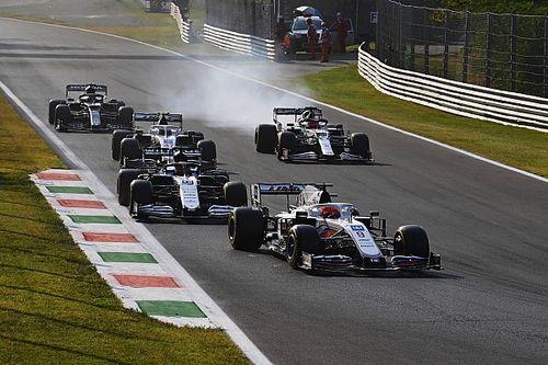 Brawn defiende la sprint en Italia de F1: tuvo mucha acción