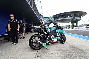 Test MotoGP Jerez, Giorno 2: la pista bagnata padrona alle 15