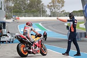Le MotoGP espère organiser un test à Jerez avant les deux GP
