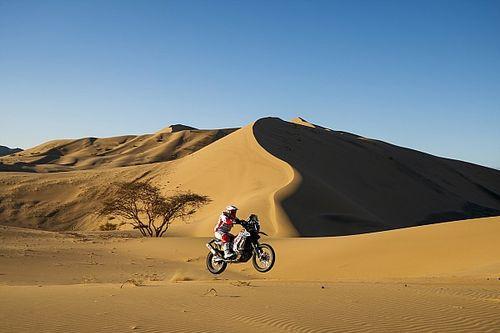 Speedy Gonçalves, un caballero del desierto