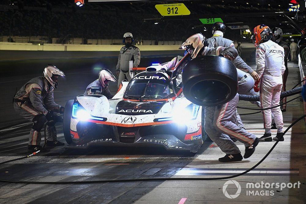 IMSA to permit 5,000 fans for Daytona race return
