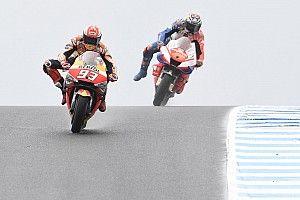 Fotogallery MotoGP: prima giornata di prove a Phillip Island